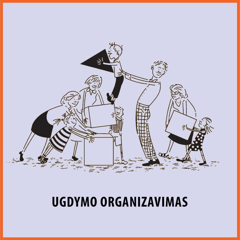 Ugdymo organizavimas