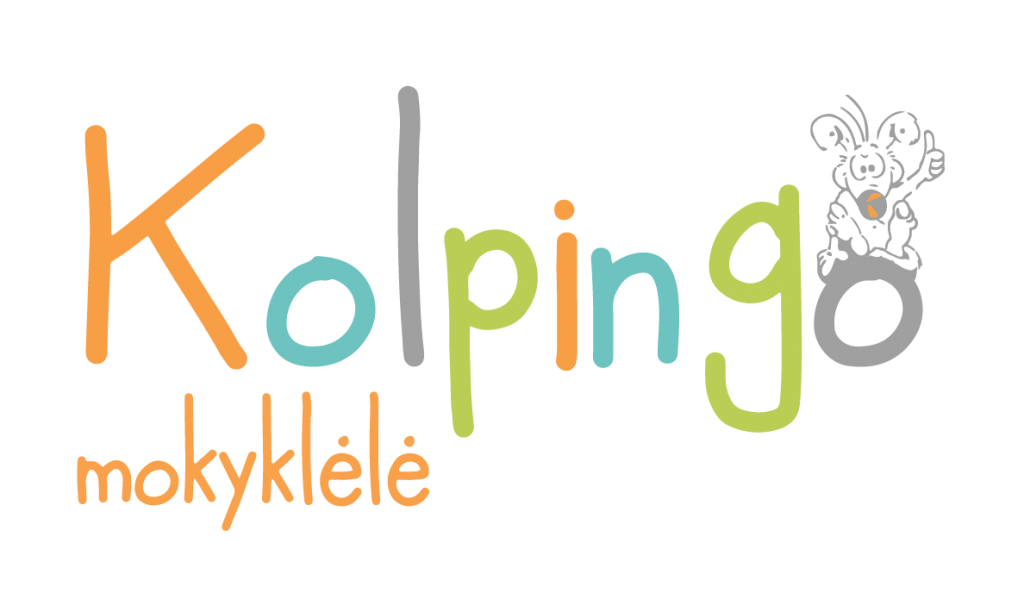 Kolpingo mokykleles logo